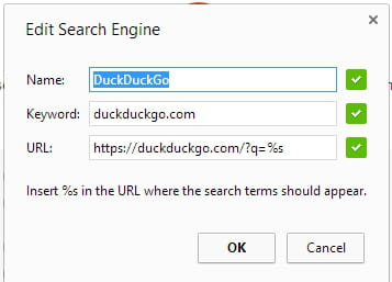 DuckDuckGo - Installation on your web browser