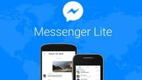 Facebook Launches Messenger Lite