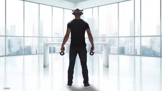 HTC Announces Beefed-Up Vive VR Headset
