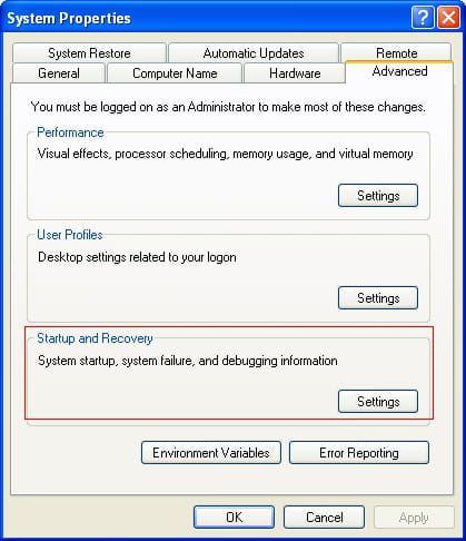 how to start windows xp in safe mode without f8