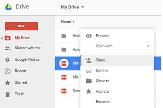 How To Make a Document Public on Google Drive
