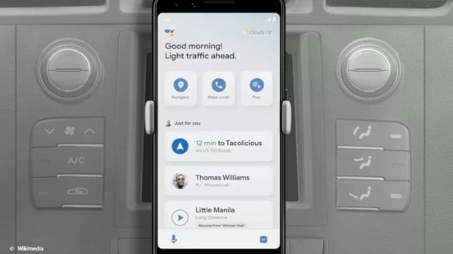 Google Assistant Gets Driving Mode