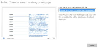Onedrive how to embed a file into your website or blog for Embed a forum into your website