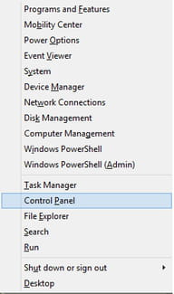 how to create a system image recovery disk in windows 8.1