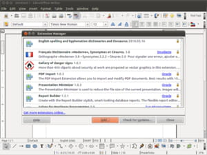 Download the latest version of LibreOffice free in English