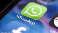 WhatsApp Founder Walks Out on Facebook