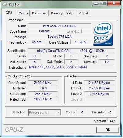 How to validate your overclocking?
