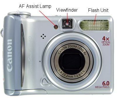 Download the latest version of Driver Canon PowerShot A540