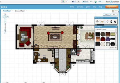 3d software for housing design ccm for Planner casa 3d