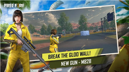 Download The Latest Version Of Garena Free Fire Rampage Free In