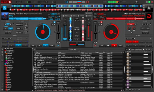 Download the latest version of Virtual DJ Home Edition free in