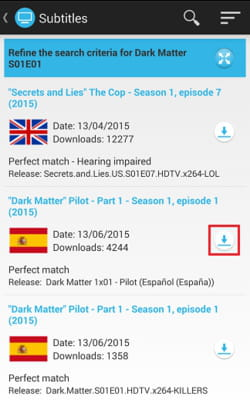 Android - Add Subtitles to Your Videos with GMT Subtitles