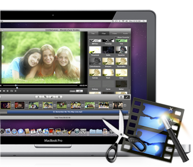 Download the latest version of Wondershare Video Editor for