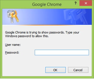 how to clear passwords chrome