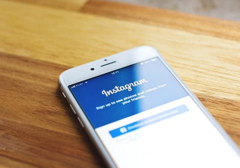 Recover Instagram account: without password, using Facebook