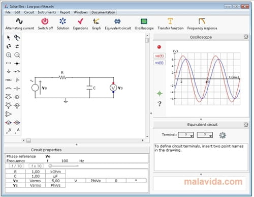 Download the latest version of Solve Elec free in English on CCM