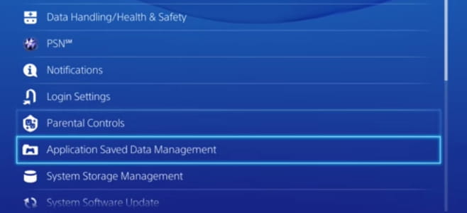 How To Back Up PS4 Game Data to a USB Drive