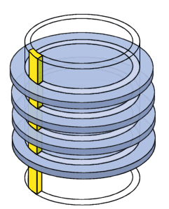 hard drive cylinders