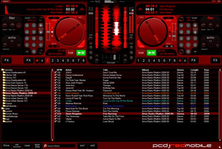 Download the latest version of PCDJ Red DJ Software free in English