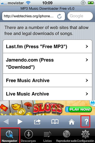 free mp3 download for iphone