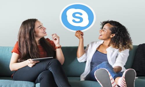 Female list skype id Skype IDs