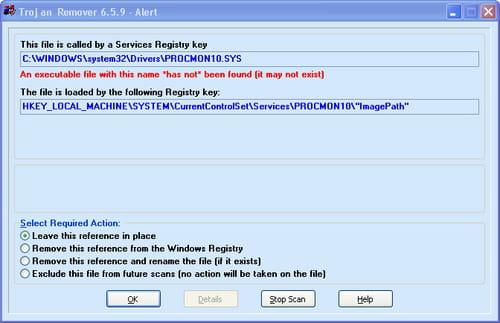 trojan horse virus remover software free download
