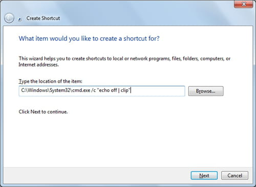 How To Clear the Clipboard in Windows 7 - CCM
