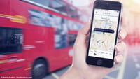 Uber Cedes to Chinese Rival in $35B Deal