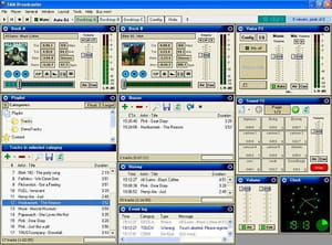 Download the latest version of SAM Broadcaster free in English on CCM