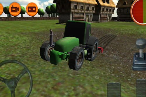 Download the latest version of 3D Tractor Simulator Farm