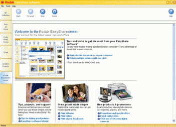 Download the latest version of Kodak EasyShare free in