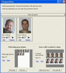 passport size photoshop actions free download