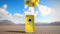Snap Inc. Specs Pop Up in Coin Machines