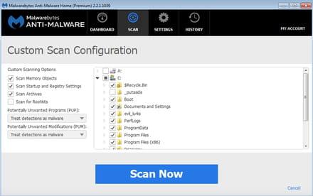 malwarebytes reimage plus