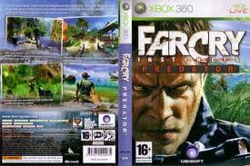 Invincibility code Far Cry - XBOX360