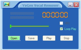 Download the latest version of YoGen Vocal Remover free in English