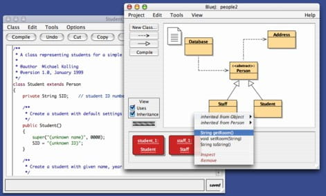 Download the latest version of BlueJ for Ubuntu and Debian free in