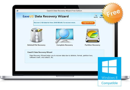 easeus free data recovery software download