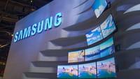 Samsung Readies Folding Phone Screens