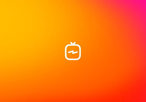 Create IGTV: video, Instagram, account, channel