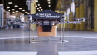 Amazon Plans Beehive-like Drone Towers