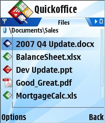 quickoffice download for ipad