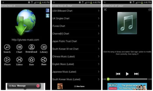 Download the latest version of MP3 Music Downloader free in