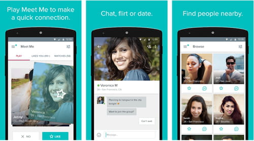 Meet me chat download