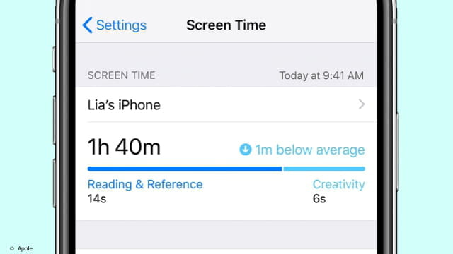 Apple Cracks Down on Screen Time Rivals