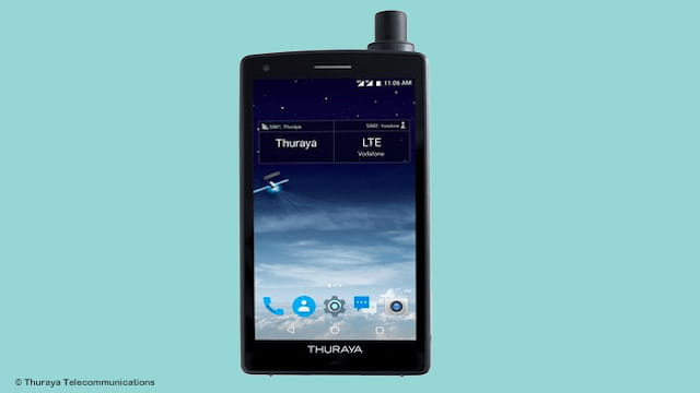 World's First Android Satellite Phone Unveiled