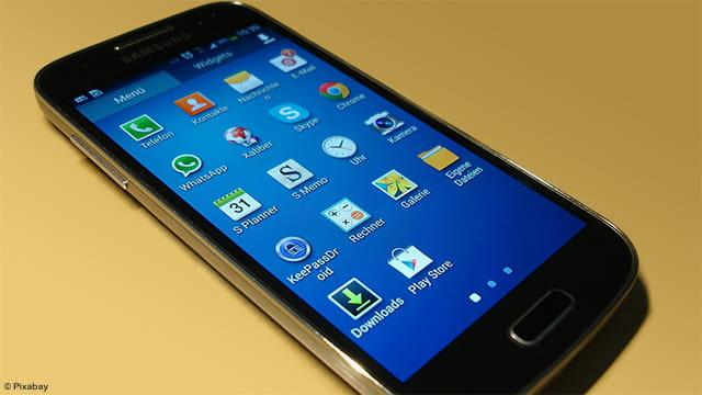 Samsung Galaxy Tab - Show Password