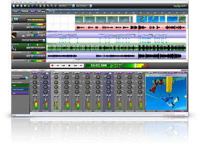Download the latest version of Mixcraft free in English on CCM