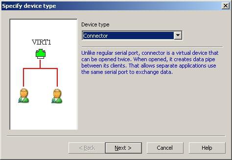 Free Virtual Serial Ports