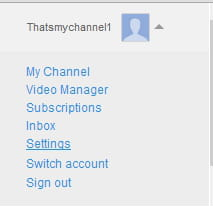 How to close a Youtube channel?